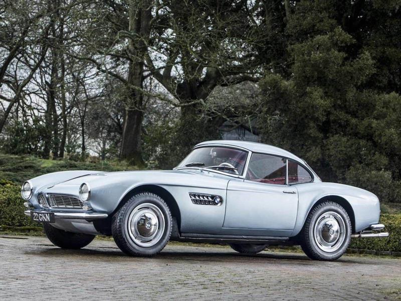 BMW 507 de 1957