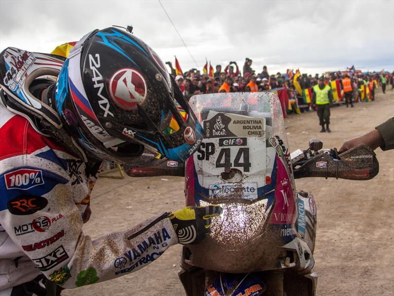 Dakar 2015: Día 8