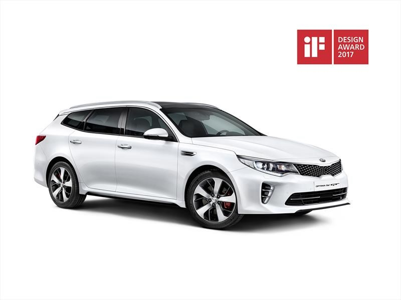 Kia Optima Sportswagon - iF Design Awards