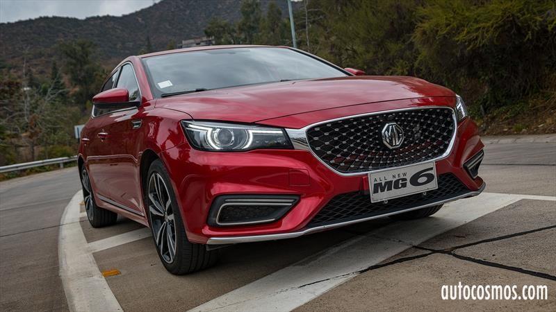 Test Drive MG6 2019