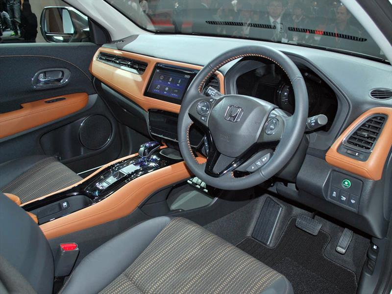Honda Vezel es la variante SUV del Fit