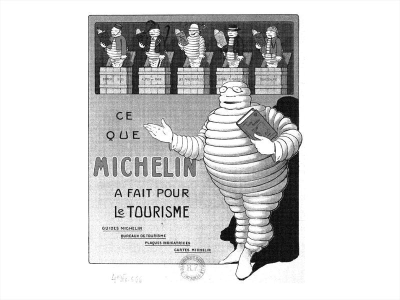 Michelin: Guias y Mapas