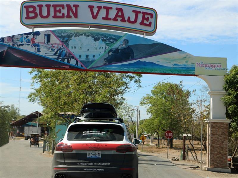 Expedición Porsche Cayenne: Nicaragua