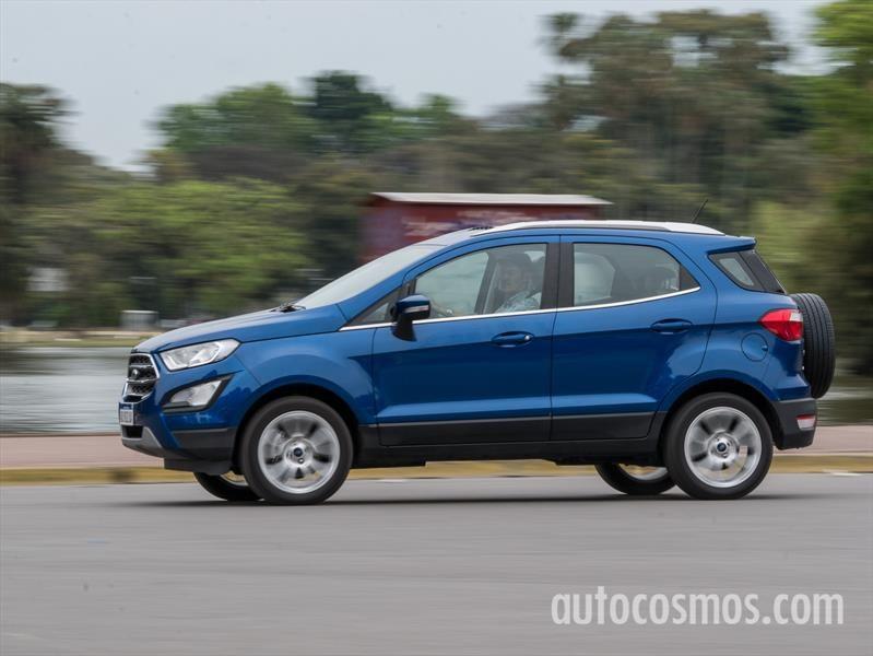 Ford Ecosport 2.1 a prueba