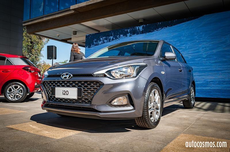 Hyundai i20 - Lanzamiento en Chile