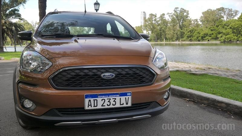 Test Drive Ford Ka Freestyle