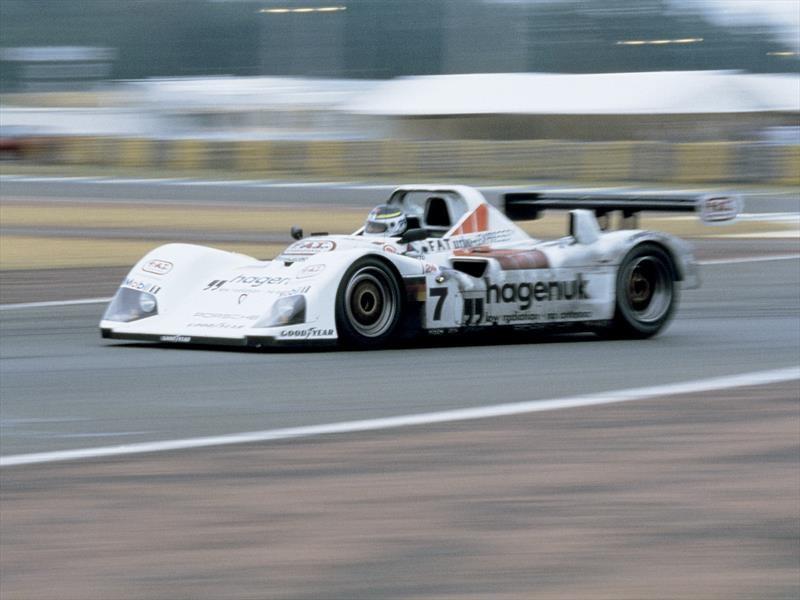 Porsche TWR WSC-95, 1997