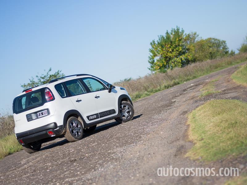 Citroën C3 Aircross a prueba