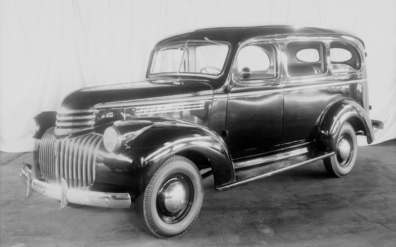 Chevrolet Suburban 3ª Generación 1941-1946