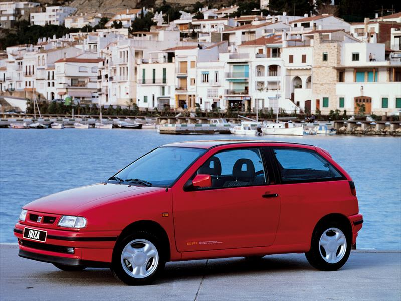 SEAT Ibiza Segunda Generación (1993-2001)