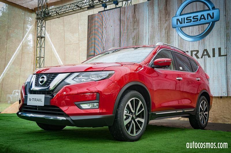 Nissan X-Trail 2018 - Lanzamiento en Chile