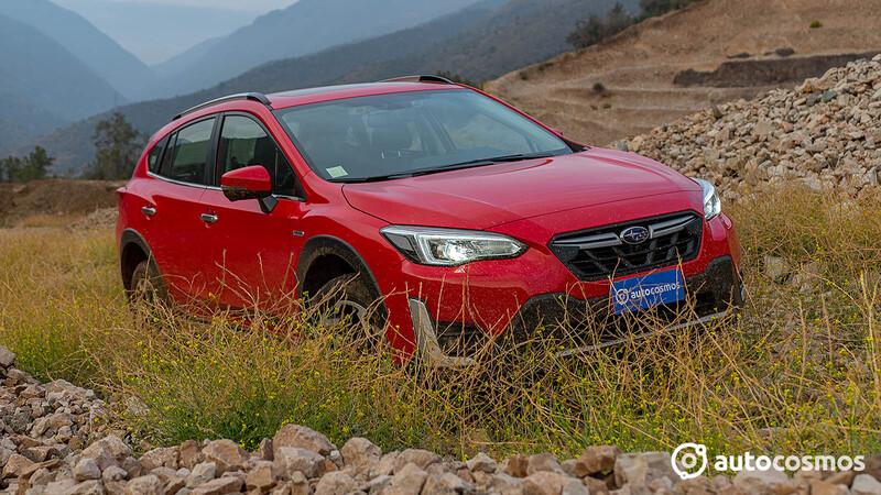 Subaru XV Hybrid 2021 - Test Drive