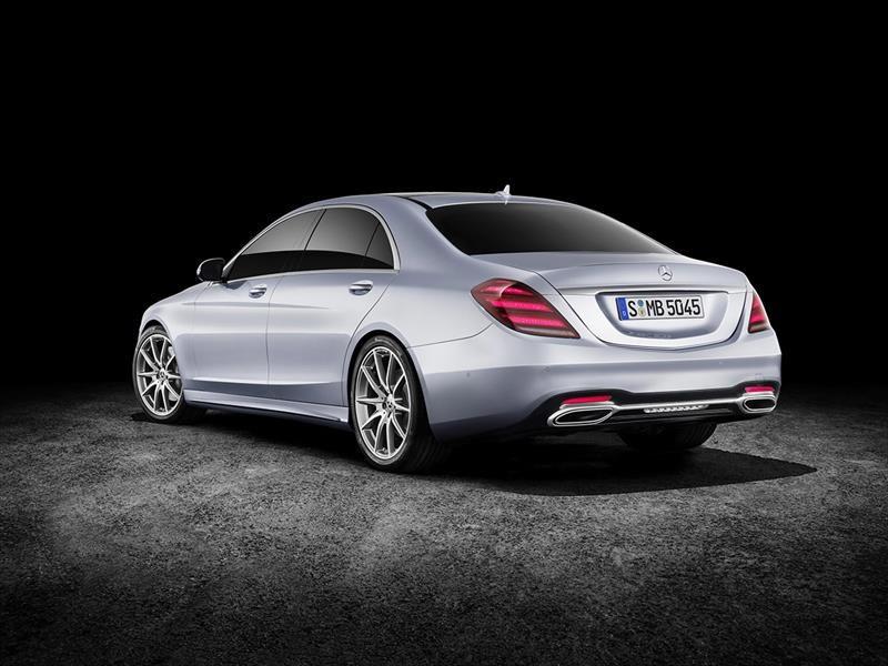 Mercedes-Benz Clase S 2017