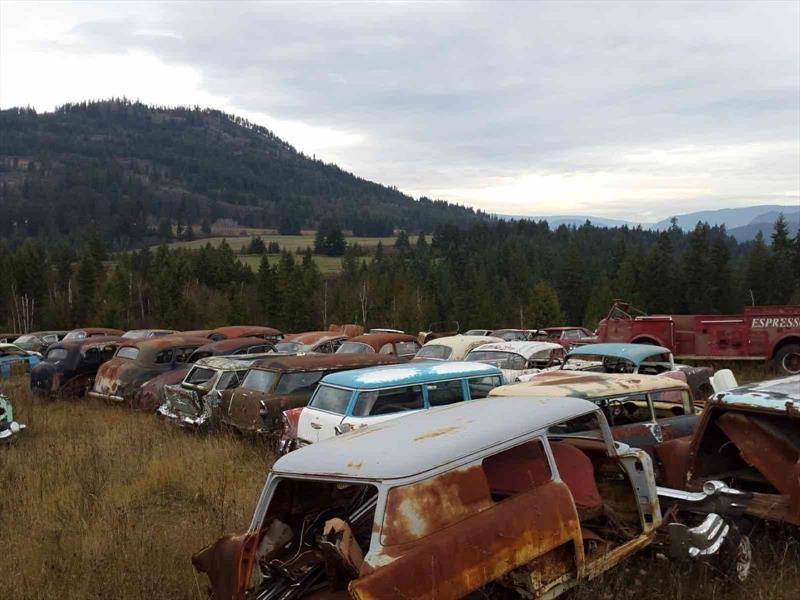 A la venta un terreno con 340 autos