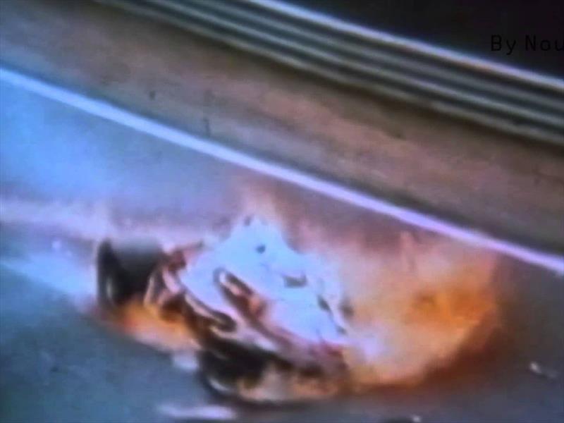 Nürburgring, el accidente de Lauda