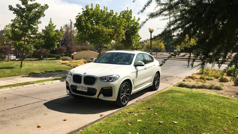 BMW X4 2019 - Test drive