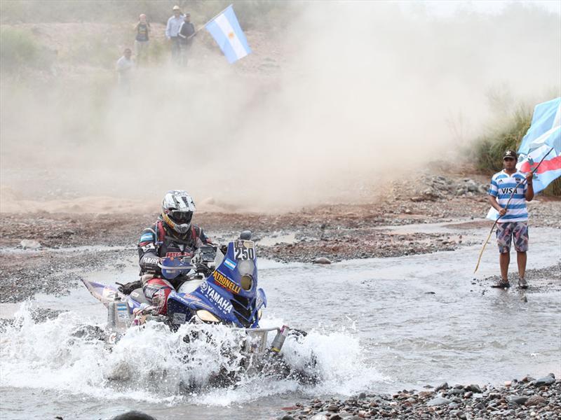 Dakar 2012, primera mitad en fotos, parte 2