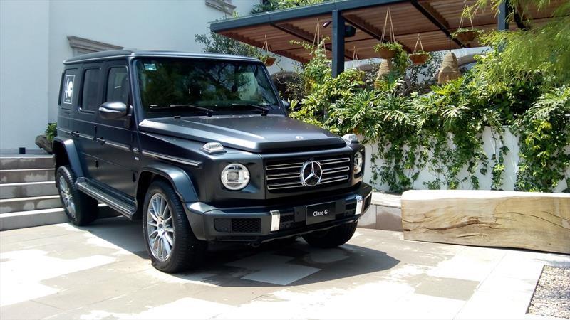 Mercedes-Benz Clase G 2020