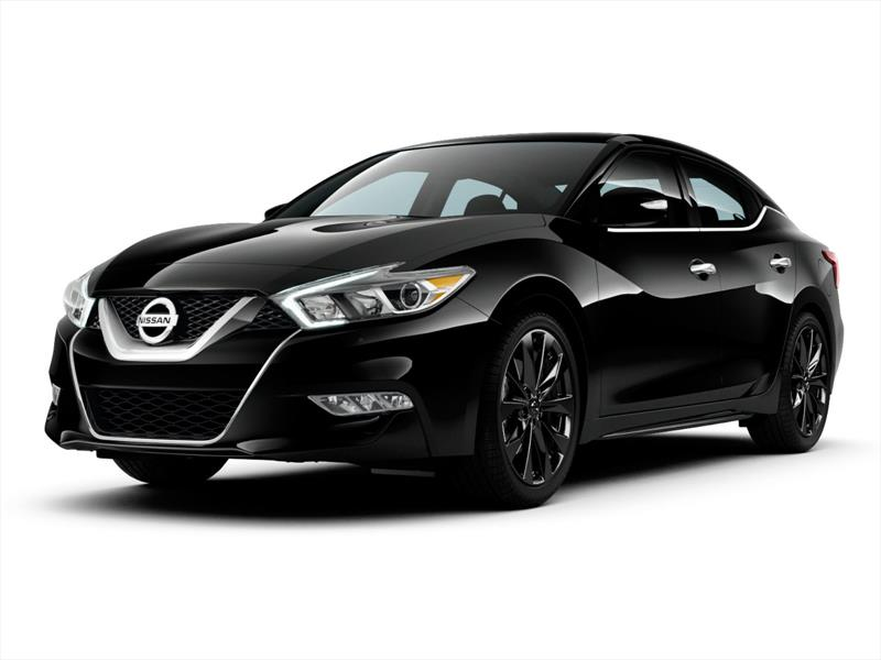 Nissan Maxima SR Midnight Edition 2016