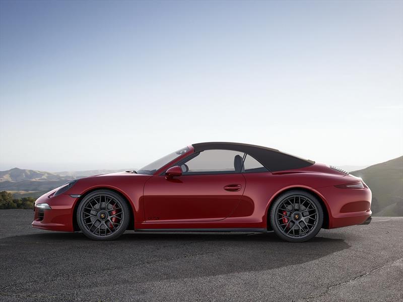 Porsche 911 2015, la nueva gama GTS en California
