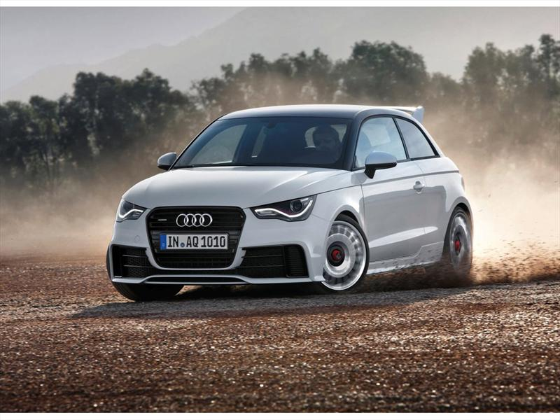 Audi A1 quattro