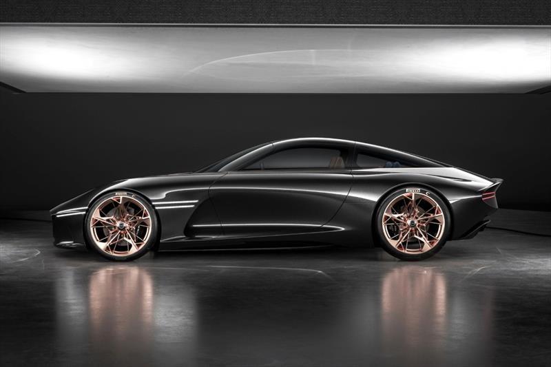 Genesis Essentia GT Concept