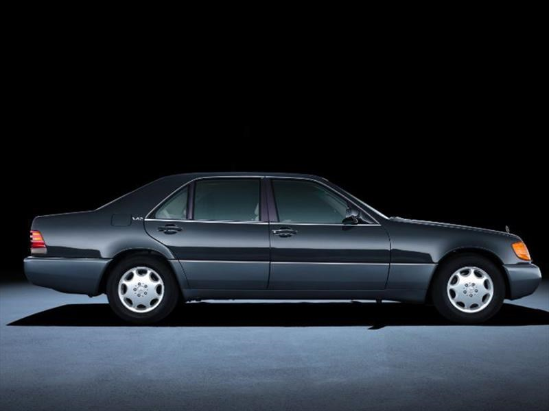 Mercedes-Benz Clase S W140 (1991-1998)
