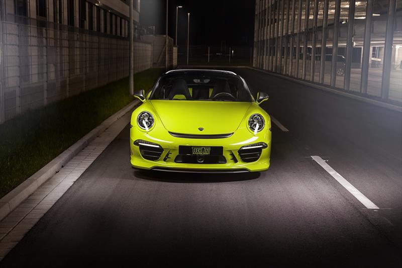 Porsche 911 Targa 4 TechArt