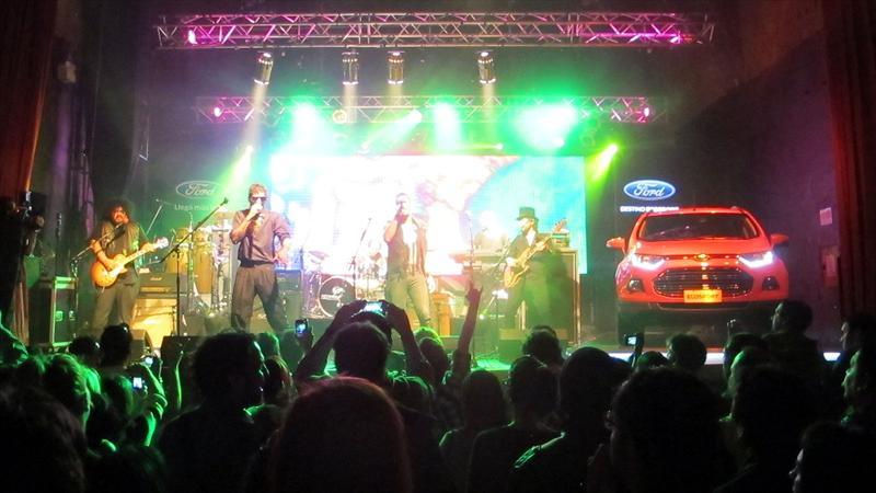 Ford EcoSport en Argentina