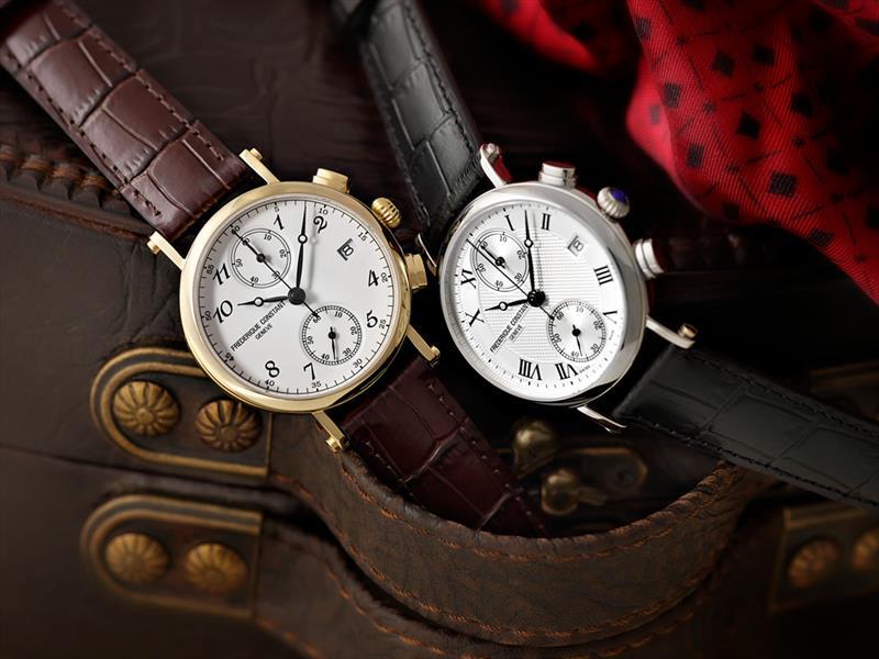 Lady Chronograph Quartz de Frédérique Constant