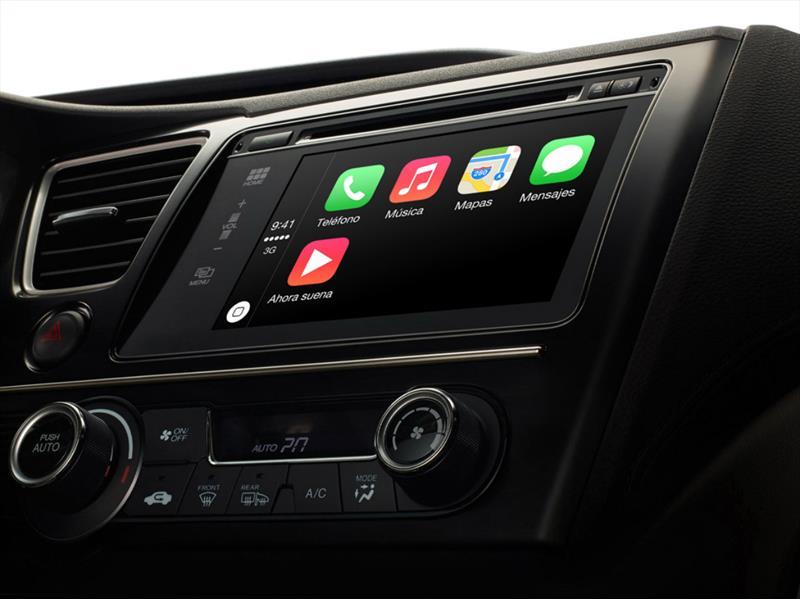 CarPlay de Apple