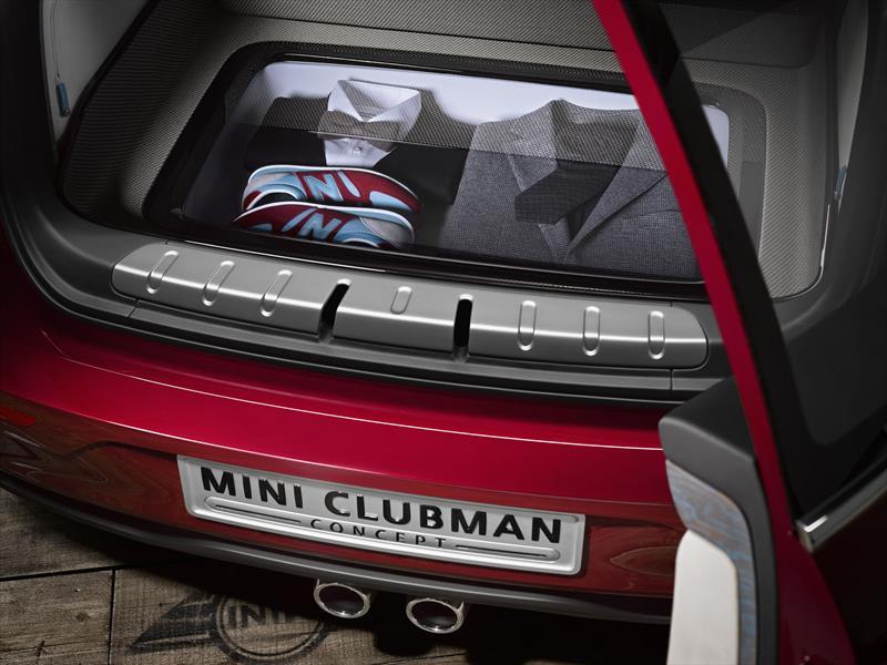 Nuevo MINI Clubman concept