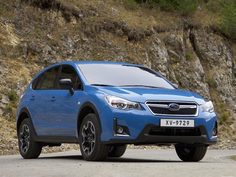 El Subaru XV se renueva