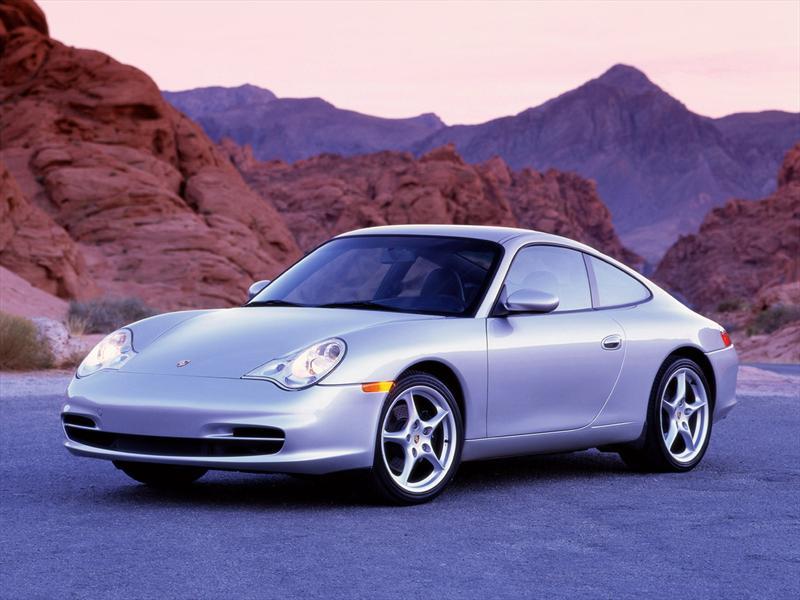Los 10 menos confiables: Porsche 911 (996)