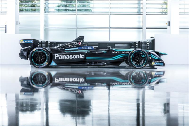 Panasonic Jaguar Racing 2017 - Formula E
