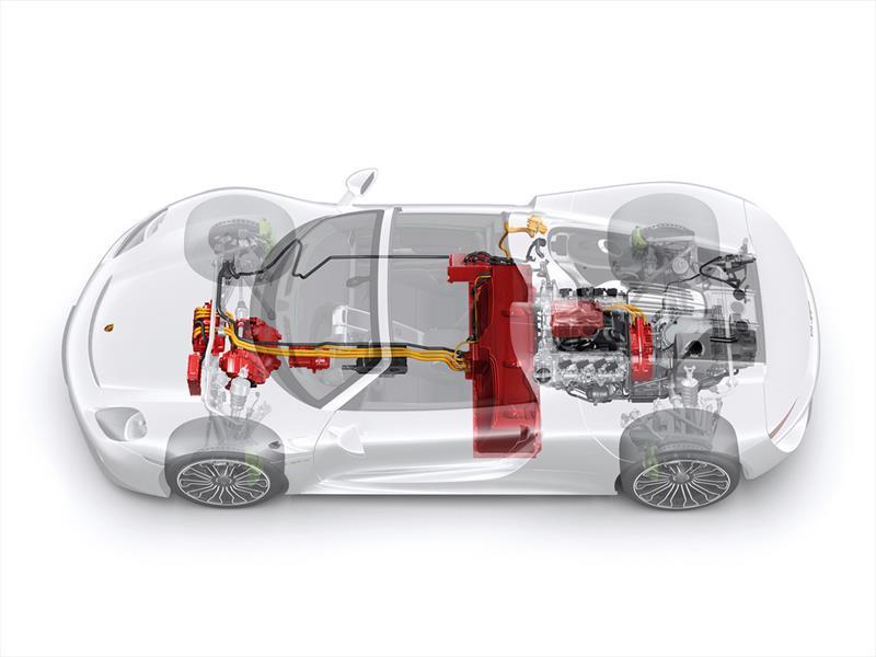 Porsche 918 Spyder, el buque insignia se presenta