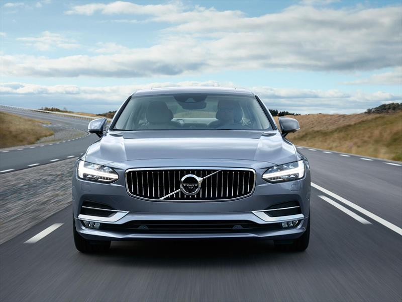 Nuevo Volvo S90