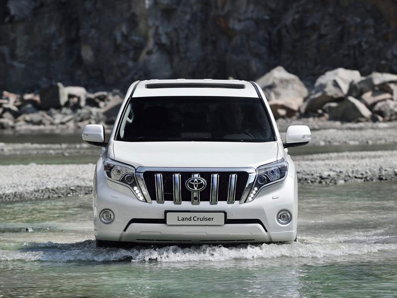 Toyota renueva la Land Cruiser en Frankfurt