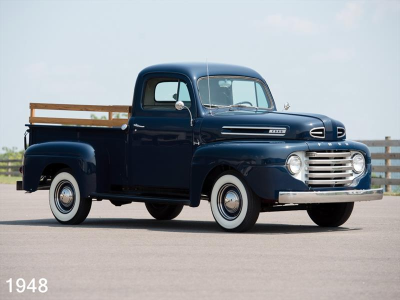 Ford F-Series 1948-2016