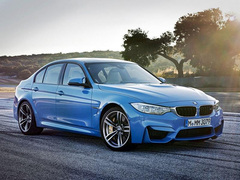 BMW M3, primeras imágenes