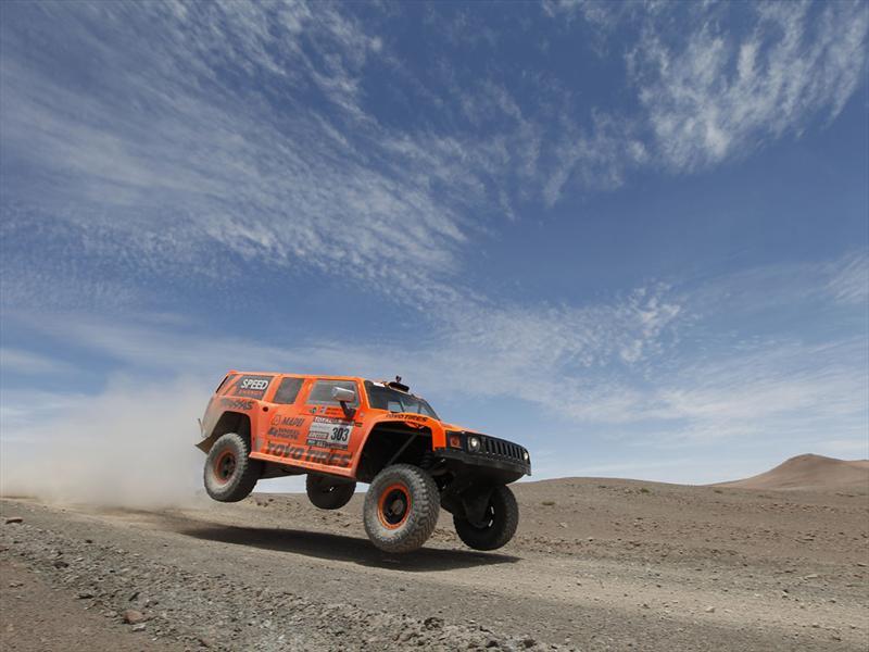 Dakar 2012, parte 4