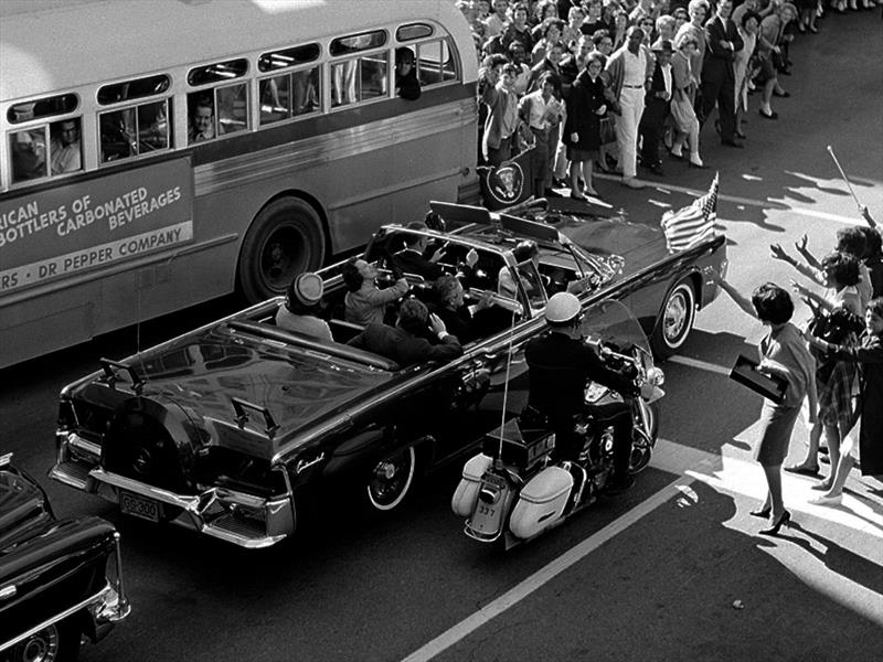 JFK - Lincoln 1961 Presidential Limo