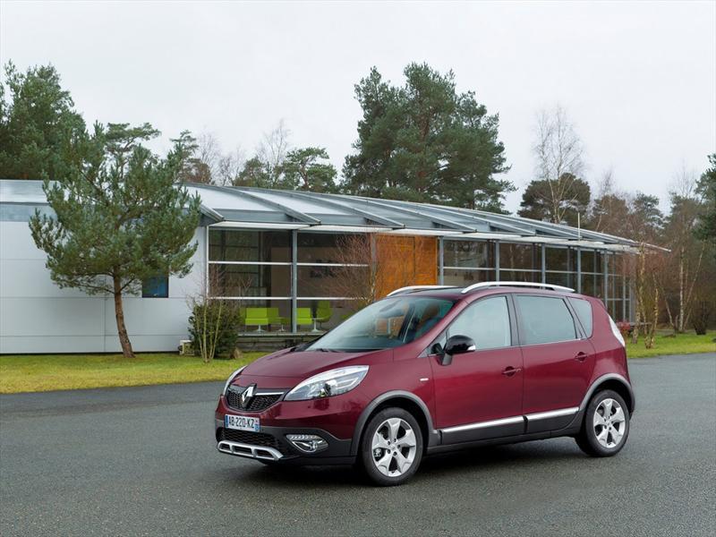 Renault Scenic XMOD, primeras imágenes