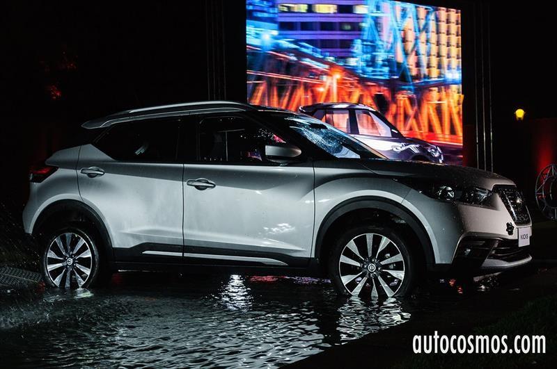 Nissan Kicks 2017 - Lanzamiento en Chile