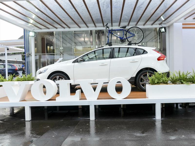 Volvo R-Design en el Salón de Bogotá 2014