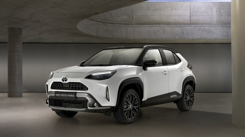 Toyota Yaris Cross Adventure