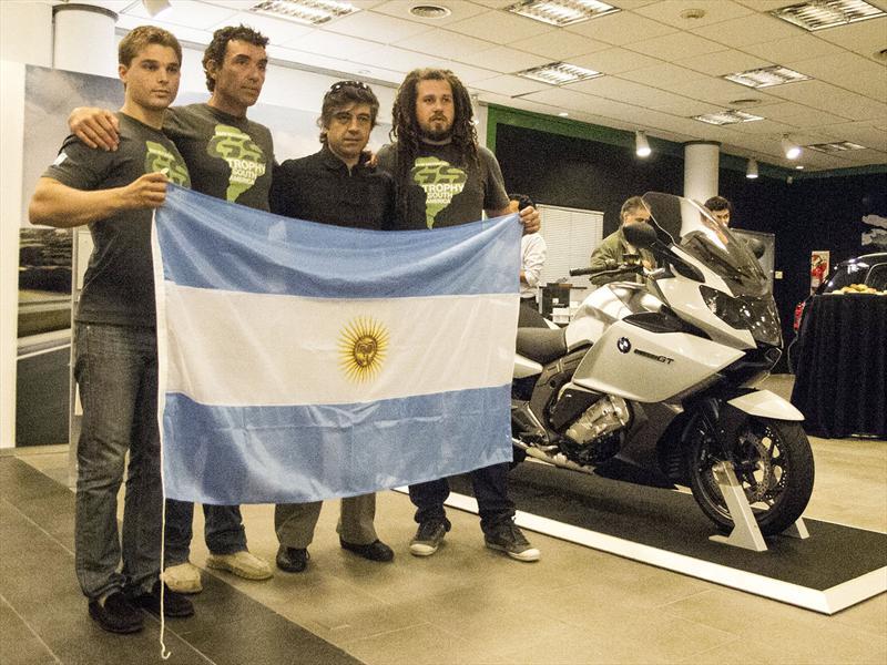 BMW Motorrad GS Trophy Sudamérica 2012