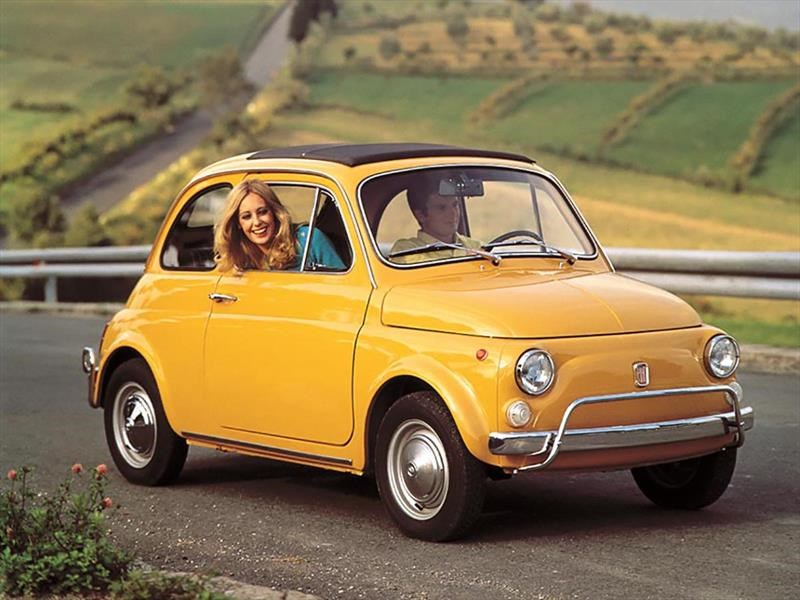 "Fiat 500 L ""Lusso"" 1968-1972"