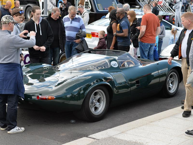 Jaguar MotoFest 2015