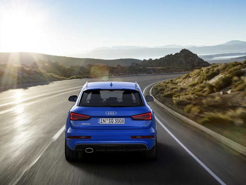 Audi RS Q3 perfomance